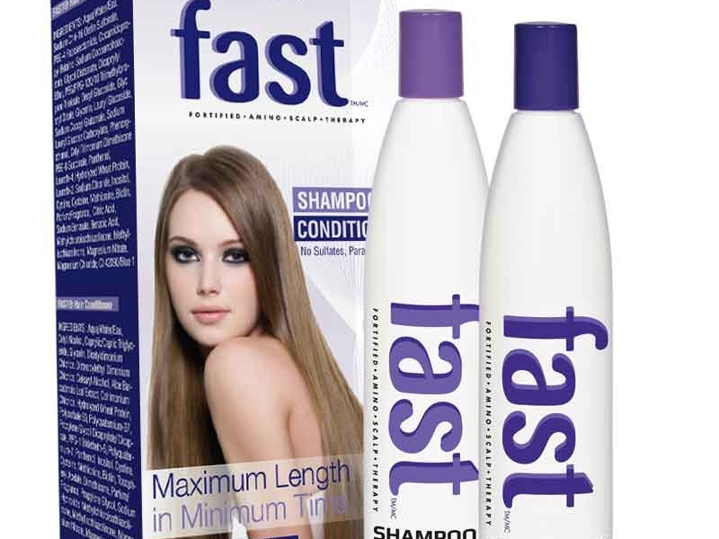 LET YOUR HAIR GROW FASTER