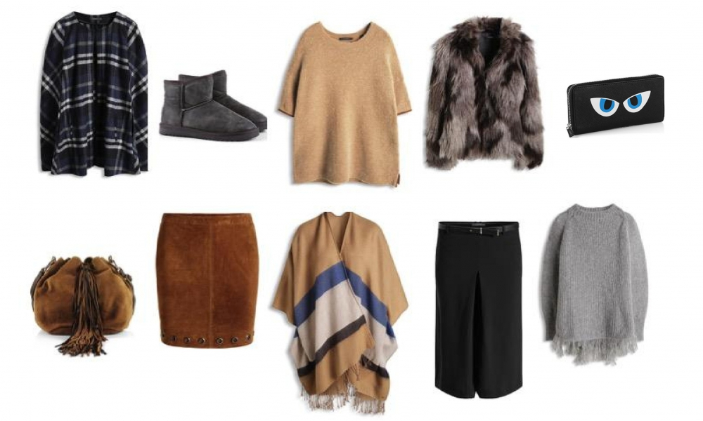 My 10 Cozy Fall Favorites by ESPRIT