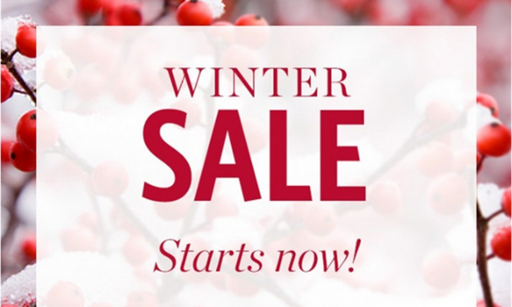 WINTER SALE FAVORITES