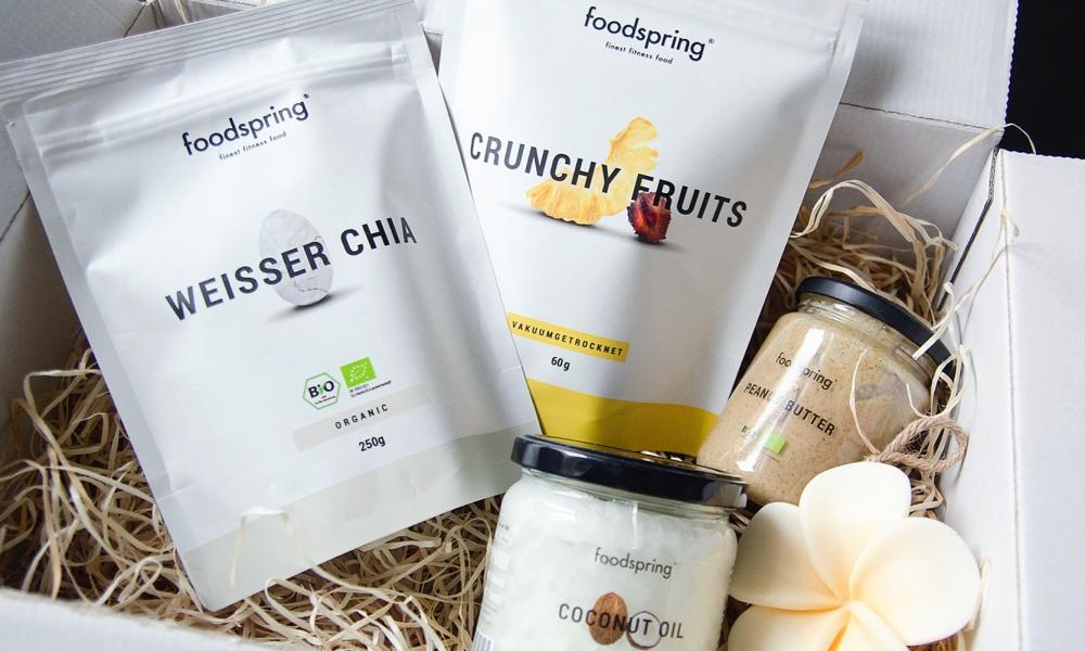 Foodspring – Finest Fitness Food