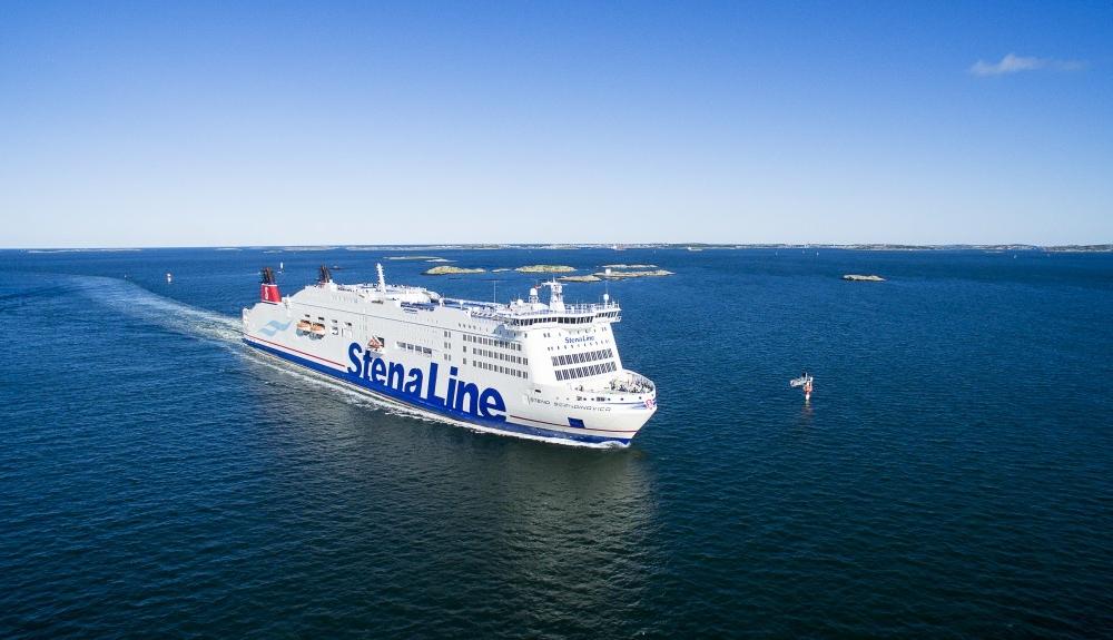 Minitrip nach Göteborg mit Stena Line